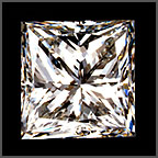 Canadian Princess cut GIA certificate diamonds price list, Wholesale diamonds